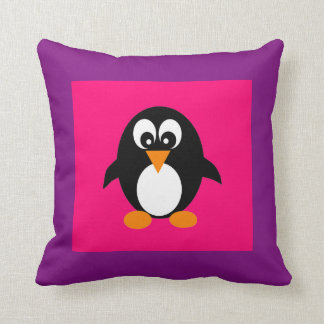 Cute Penguin Cushion