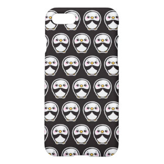Cute Penguin iPhone 7 Matte Case