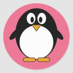 Cute Penguin Kawaii Cartoon Stickers