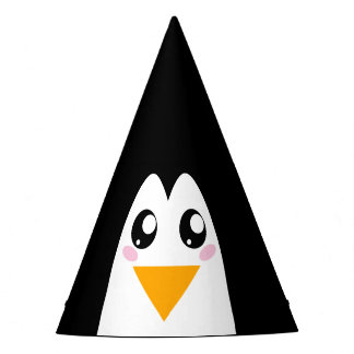 Cute Penguin Party Hat