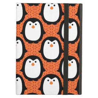 Cute Penguin Pattern Skin iPad Air Cover