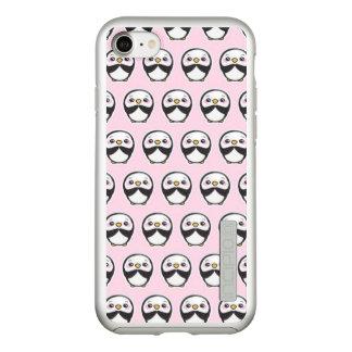 Cute Penguin (Pink) Incipio DualPro Shine iPhone 8/7 Case