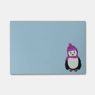 Cute Penguin Post-it® Notes