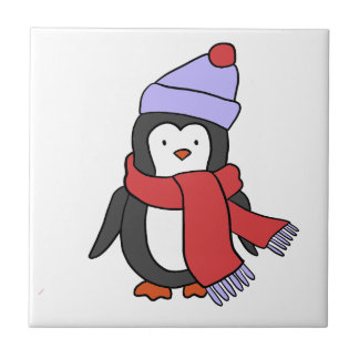 CUTE PENGUIN TILE
