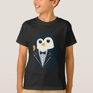 cute penguin tuxedo animal adorable T-Shirt