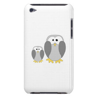 Cute Penguins. Cartoon. iPod Touch Cases