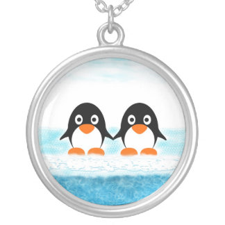 Cute Penquin Necklace