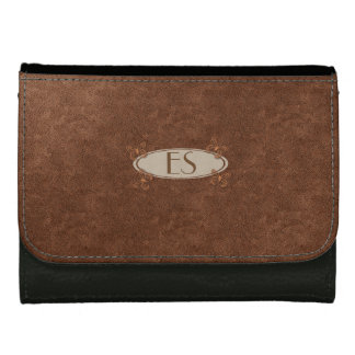 Cute Personalized Pretty Butterflies Wallet