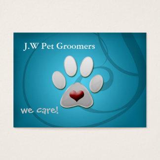 cute pet  Business Cards