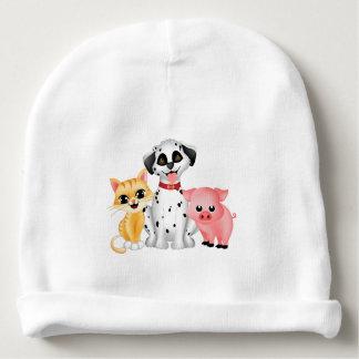Cute pets baby beanie
