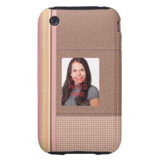 Cute Photo iPhone 3G/3GS Cellphone Case iPhone 3 Tough Cases