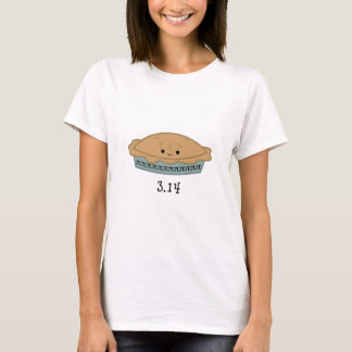 Cute Pi Day 3.14 T-Shirt