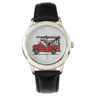Cute Pickup Truck Wristwatch