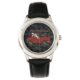 Cute Pickup Truck Wristwatches