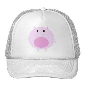 Cute Pig Cap