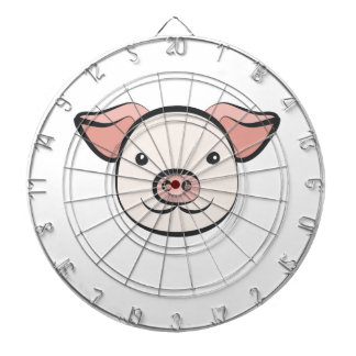 Cute Pig Dartboard