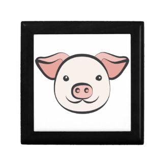 Cute Pig Gift Box