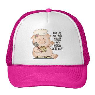 Cute Pig Gift Hats