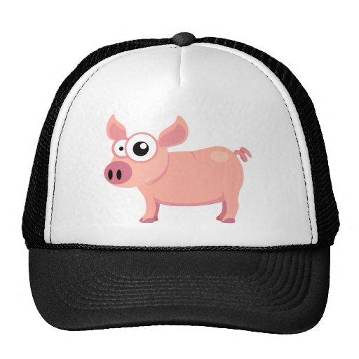 Cute pig hats