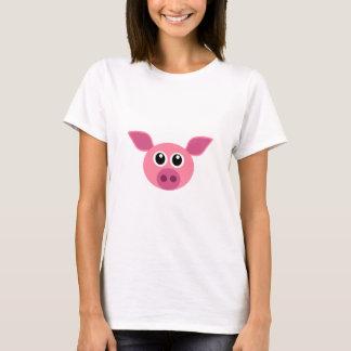 Cute Pig Piglet T-Shirt