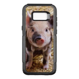 Cute piglet Samsung S8 phone case