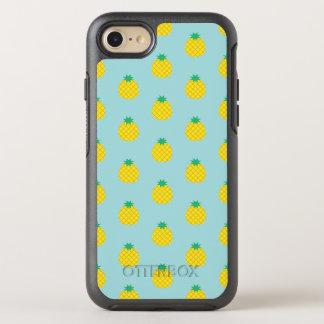 Cute Pineapple Pattern OtterBox Symmetry iPhone 7 Case