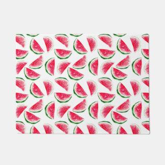 Cute Pineapple & Watermelon Pattern Doormat