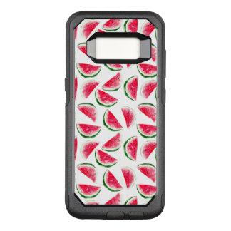 Cute Pineapple & Watermelon Pattern OtterBox Commuter Samsung Galaxy S8 Case