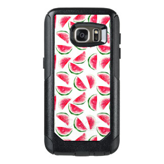 Cute Pineapple & Watermelon Pattern OtterBox Samsung Galaxy S7 Case