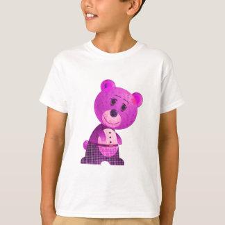 Cute Pink Bear Infant Long SleeveT-Shirt T-Shirt