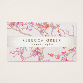 Cute Pink Cherry Blossoms Floral Beauty