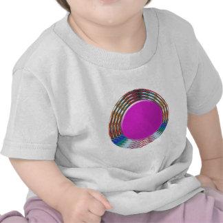 CUTE pink DOT circle BINDI sparkle: LOWPRICE STORE T-shirt