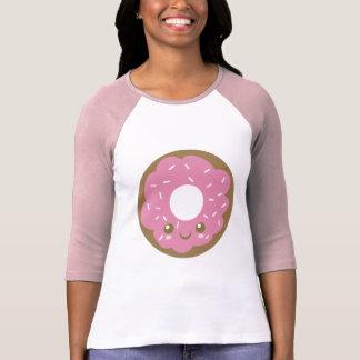 Cute Pink Doughnut T-Shirt
