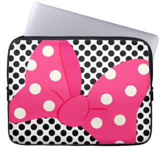 Cute Pink Girly Laptop Sleeves