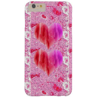 CUTE PINK HEARTS  AND IPHONE , iPhone / iPad case