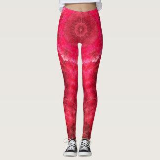 Cute Pink Leggings