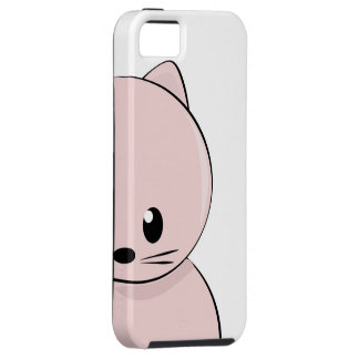 Cute pink panther iphone5 case iPhone 5 covers