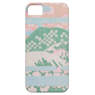 Cute pink pastel art iPhone 5 covers