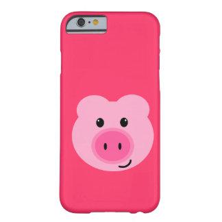 Cute Pink Pig iPhone 6 case