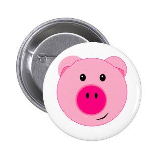 Cute Pink Pig Pin