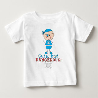 Cute Pirate Baby T-Shirt