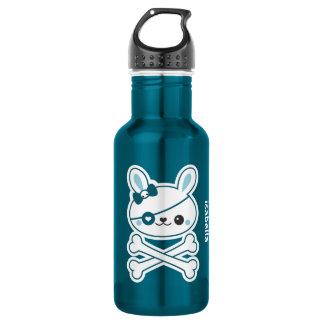Cute Pirate Bunny 532 Ml Water Bottle
