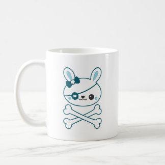 Cute Pirate Bunny Coffee Mug