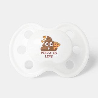 Cute Pizza Poop Emoji Dummy