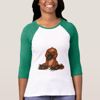 Cute Platypus with Baby T-Shirt