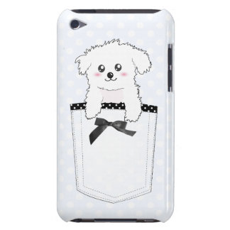 Cute Pocket Puppy Dog Barely There iPod Cover