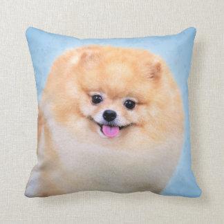 Cute Pomeranian Pillow