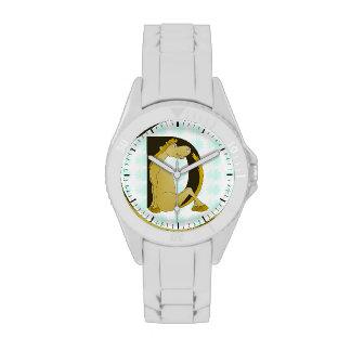 Cute Pony Monogram D Watches