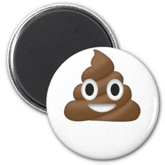 Cute Poop Emoji Magnet