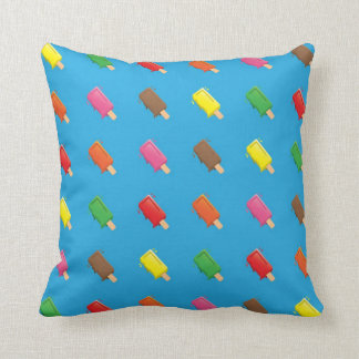 Cute Popsicle Cartoon Pattern Cushion